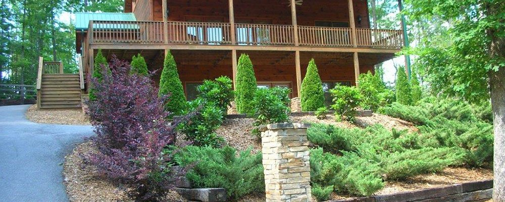 North Georgia Complete Home Services Landingscaping